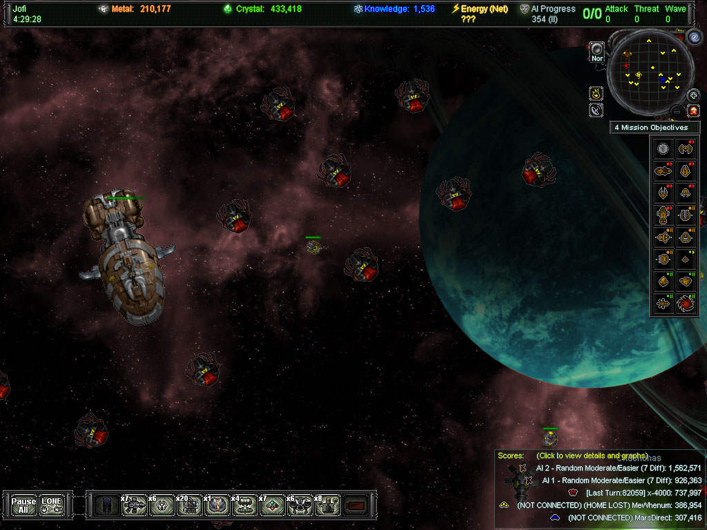 Ai War ai war: fleet command - still awesome — penny arcade